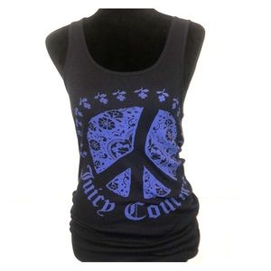 Juicy Couture Tops - ☮️ NWT Juicy Couture Tank Top ☮️